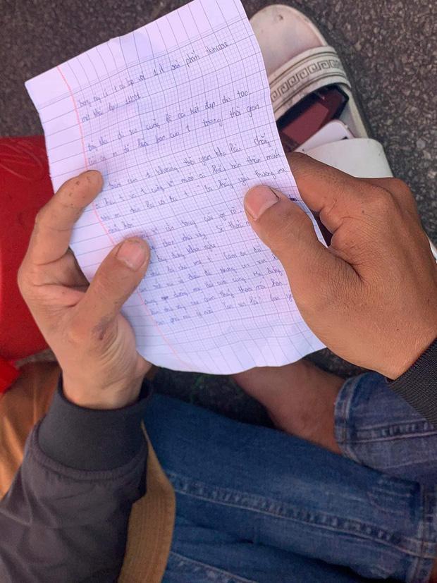 Tìm được thi thể nam sinh nhảy cầu Thuận Phước, bỏ lại thư tuyệt mệnh: Ba hãy yêu thương mẹ nhiều hơn-3