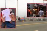 Tìm được thi thể nam sinh nhảy cầu Thuận Phước, bỏ lại thư tuyệt mệnh: 'Ba hãy yêu thương mẹ nhiều hơn'