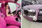 Chiếc Rolls Royce mới sắm của Ngọc Trinh thực chất là xe cũ, chỉ có giá chưa đến 10 tỷ đồng chứ không phải 30 tỷ đồng?