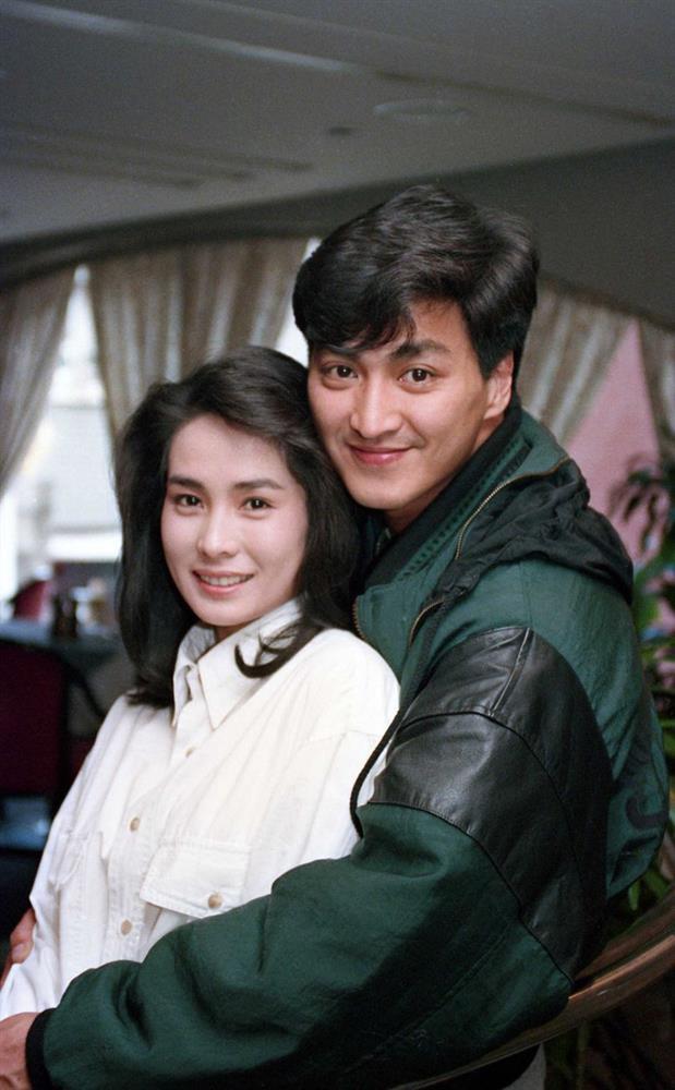 Những lời hứa bên nhau không thành của các cặp sao Hoa ngữ: Trương Quốc Vinh - Mai Diễm Phương không bên nhau khi còn sống nhưng lại ra đi cùng một năm-4