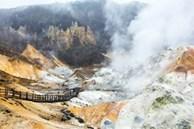 Thung lũng địa ngục ở Nhật Bản