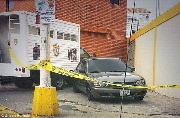 Chứng kiến cảnh cha mẹ bị giết chết, con gái nhỏ của Hoa hậu Venezuela may mắn sống sót có cuộc sống gây kinh ngạc sau 7 năm-5