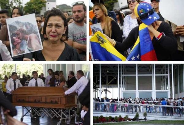 Chứng kiến cảnh cha mẹ bị giết chết, con gái nhỏ của Hoa hậu Venezuela may mắn sống sót có cuộc sống gây kinh ngạc sau 7 năm-8