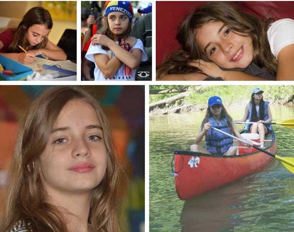Chứng kiến cảnh cha mẹ bị giết chết, con gái nhỏ của Hoa hậu Venezuela may mắn sống sót có cuộc sống gây kinh ngạc sau 7 năm-11