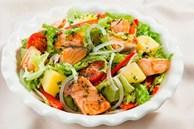Học được cách làm salad siêu ngon này sau10 ngày tôi giảm tới 3cm vòng eo!