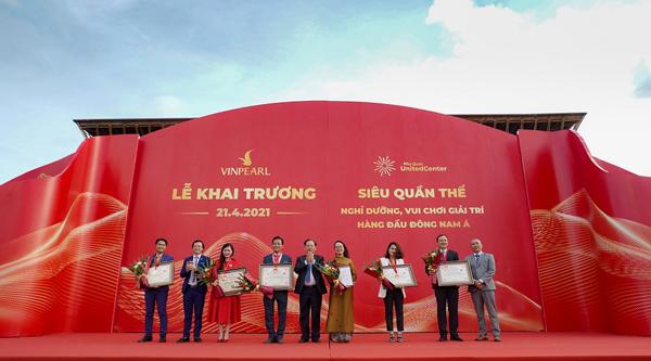 Vingroup khai trương siêu quần thể nghỉ dưỡng, vui chơi, giải trí hàng đầu Đông Nam Á-2