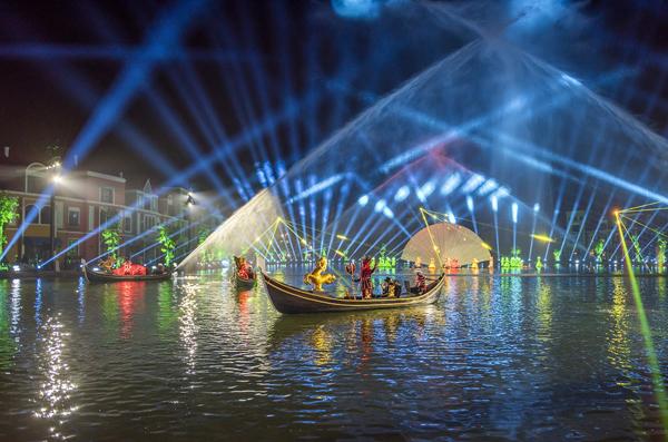 Vingroup khai trương siêu quần thể nghỉ dưỡng, vui chơi, giải trí hàng đầu Đông Nam Á-6
