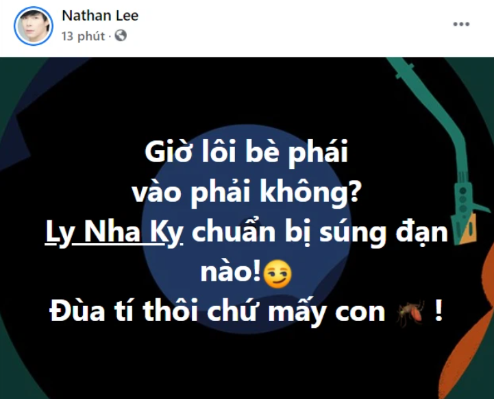 Toàn cảnh drama Nathan Lee - Ngọc Trinh: Gay cấn như phim truyền hình, từ phát ngôn sốc, chuyện quá khứ đến ảnh nhạy cảm đều bị bung bét lên mạng-12