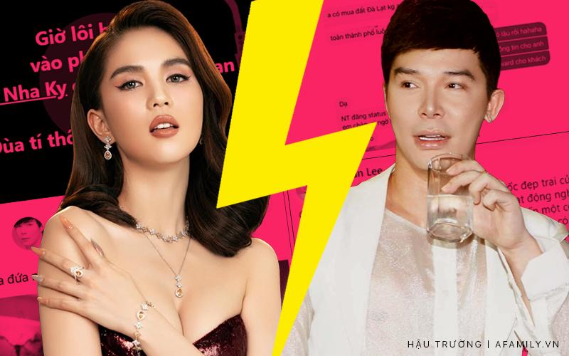 Toàn cảnh drama Nathan Lee - Ngọc Trinh: Gay cấn như phim truyền hình, từ phát ngôn sốc, chuyện quá khứ đến ảnh nhạy cảm đều bị bung bét lên mạng-1