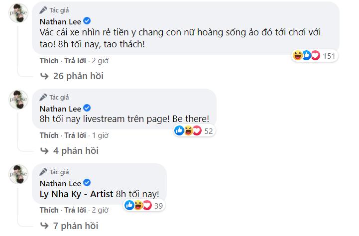 Toàn cảnh drama Nathan Lee - Ngọc Trinh: Gay cấn như phim truyền hình, từ phát ngôn sốc, chuyện quá khứ đến ảnh nhạy cảm đều bị bung bét lên mạng-17