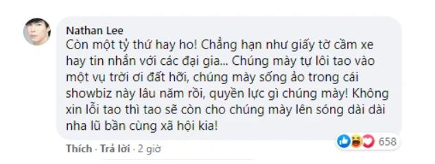 Toàn cảnh drama Nathan Lee - Ngọc Trinh: Gay cấn như phim truyền hình, từ phát ngôn sốc, chuyện quá khứ đến ảnh nhạy cảm đều bị bung bét lên mạng-8
