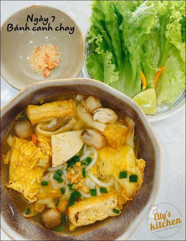 Nấu đồ ăn chay siêu đỉnh như Elly Trần, món nào cũng đầy màu sắc hấp dẫn nhưng vẫn đảm bảo thanh đạm miễn bàn-8