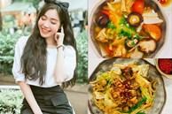 Nấu đồ ăn chay siêu đỉnh như Elly Trần, món nào cũng đầy màu sắc hấp dẫn nhưng vẫn đảm bảo thanh đạm miễn bàn
