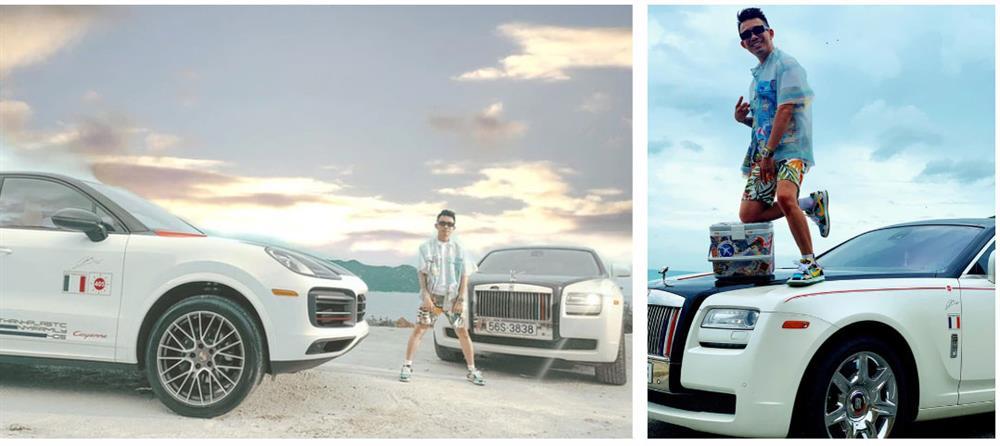 """Rolls-Royce đã tạo nét trên đường đua"""" đẳng cấp của hội con nhà giàu Việt như thế nào?-4"""