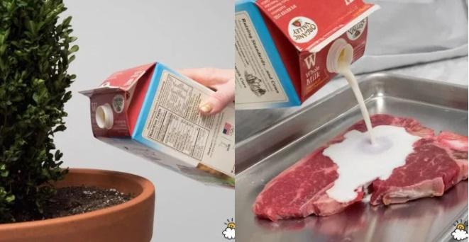 Sữa hết hạn vẫn tận dụng tốt nếu bạn dùng vào những việc này-1
