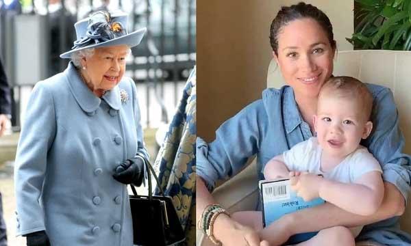 Đúng ngày sinh nhật Nữ hoàng Anh, Meghan Markle lại có động thái mới hòng chiếm spotlight-1
