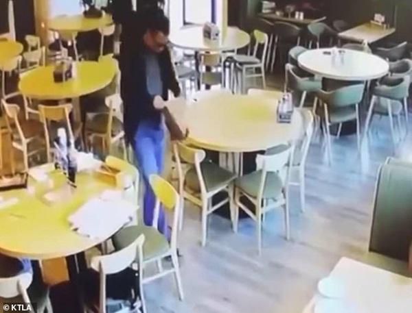 Vào nhà hàng ăn tối, đôi nam nữ gốc Á bị bắn chết tại chỗ, video ghi lại cảnh hiện trường gây ám ảnh-1