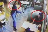 Vào nhà hàng ăn tối, đôi nam nữ gốc Á bị bắn chết tại chỗ, video ghi lại cảnh hiện trường gây ám ảnh