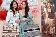 Mặc váy rộng, dấu khéo vòng 2 và thói quen ăn uống khác lạ khiến người hâm mộ hoài nghi vợ Phan Thành mang thai?