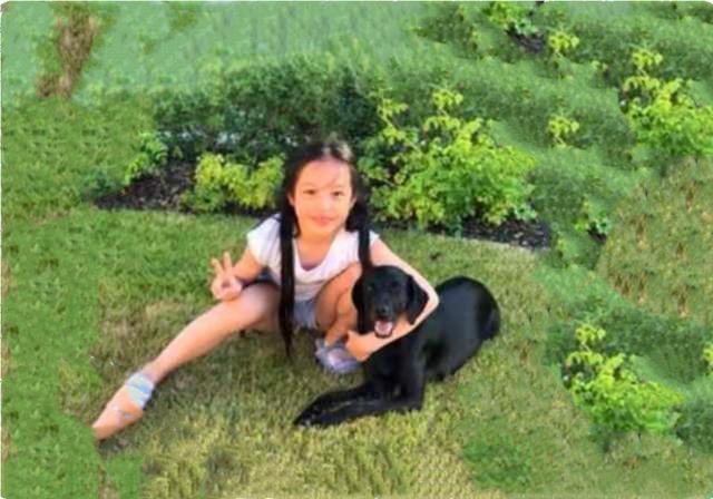 Con gái Triệu Vy xinh đẹp ngỡ ngàng ở tuổi 11, nhưng nhìn 1 chi tiết, dân tình ngơ ngác hỏi nhau: Con của Én nhỏ đây á?-1