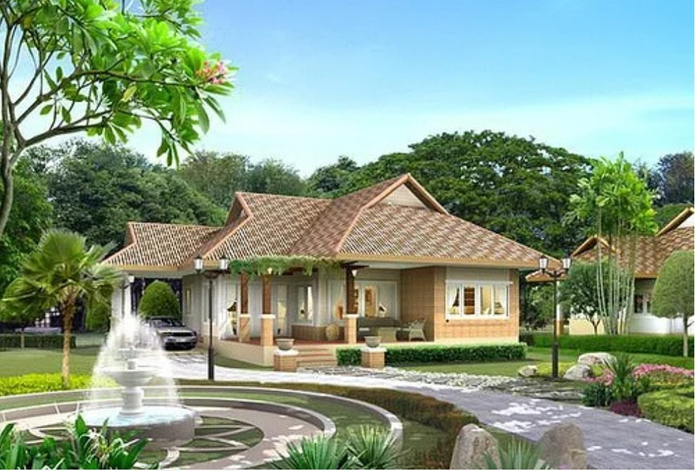 Mua nhà nếu chọn được 5 yếu tố này càng sống lâu càng giàu có, đời sau hơn đời trước phúc 3 đời-2