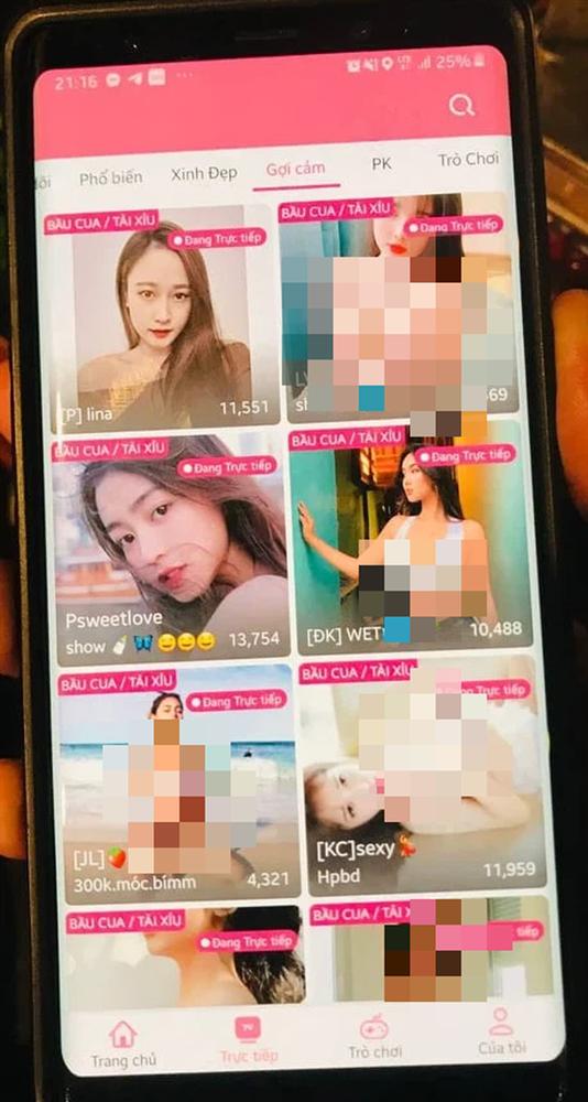 Hot boy ảnh thẻ Lê Bảo sở hữu hơn 2 triệu lượt theo dõi trên Facebook quảng cáo cho ứng dụng đen chuyên cờ bạc và nội dung khiêu dâm-5