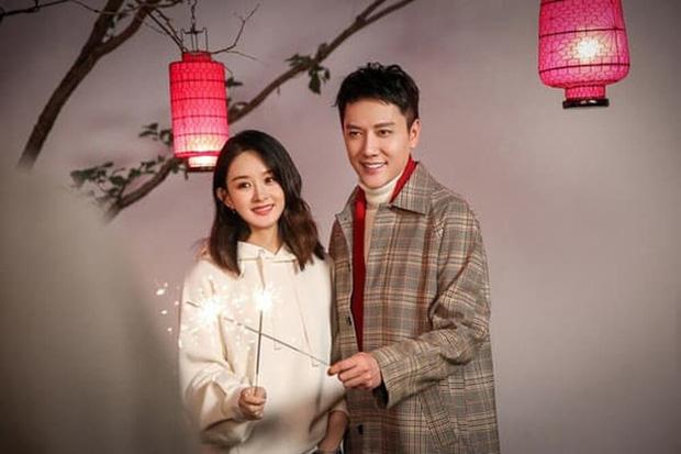 Triệu Lệ Dĩnh - Phùng Thiệu Phong tuyên bố ly hôn sau 3 năm bên nhau-1