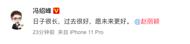 Triệu Lệ Dĩnh - Phùng Thiệu Phong tuyên bố ly hôn sau 3 năm bên nhau-3