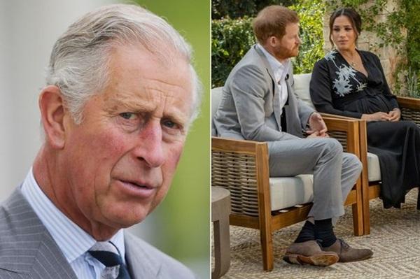 Không ở lại mừng sinh nhật Nữ hoàng, Harry còn có hành động phũ phàng với cha sau tang lễ ông nội, Meghan bị nghi đứng sau tất cả?-2