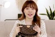 Chia sẻ không dám xách túi Louis Vuitton vì sợ người ta biết mình dùng đồ hiệu, Trinh Phạm nói gì khi bị netizen kêu 'xạo xạo'?