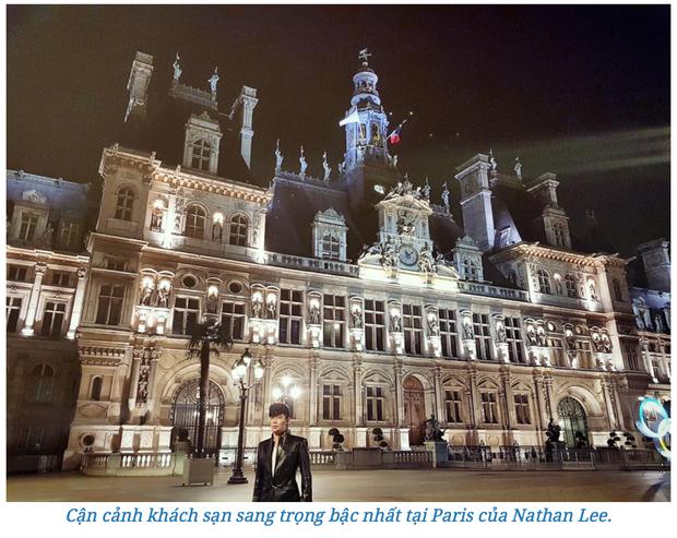Bị bạn Cao Thái Sơn tố nhận vơ Toà thị chính Paris là khách sạn 2500 tỷ nhà mình, Nathan Lee lên tiếng và tuyên bố kiện ngược-4