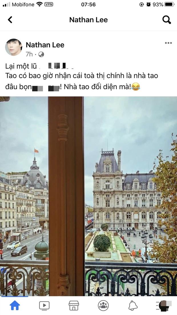 Bị bạn Cao Thái Sơn tố nhận vơ Toà thị chính Paris là khách sạn 2500 tỷ nhà mình, Nathan Lee lên tiếng và tuyên bố kiện ngược-6