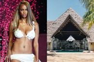 Ngôi nhà có 4 bể bơi của siêu mẫu Naomi Campbell