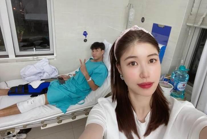 Cầu thủ Văn Dũng phẫu thuật sau chấn thương-2