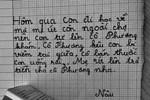 Đi làm về, 'mẹ nuôi' 21 tuổi nhìn thấy lá thư con gái gửi, nội dung khiến cô rơi nước mắt