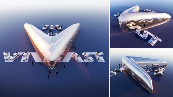 Công bố 9 thiết kế showroom VinFast toàn cầu xuất sắc nhất-1