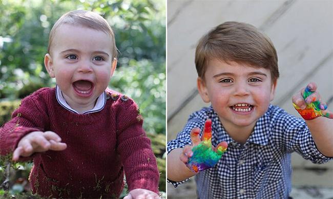 Bức ảnh Hoàng tử Louis sinh nhật tròn 3 tuổi gây bão MXH với chi tiết xúc động, cho thấy sự tinh tế của Công nương Kate-3