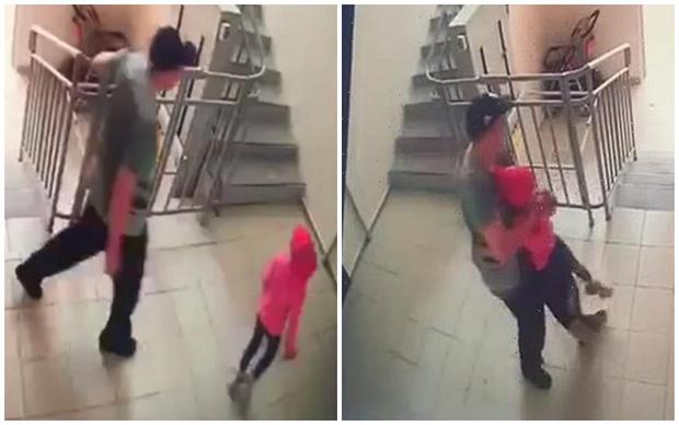 Bị người lạ theo dõi lôi đi cưỡng hiếp, bé gái phản ứng nhanh không chỉ tự cứu mạng mình, còn tống yêu râu xanh vào tù-1