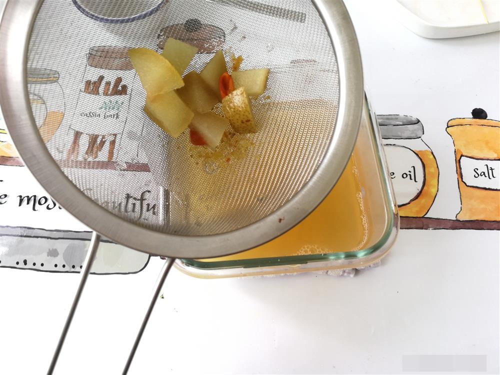 Cách làm thạch lê giải nhiệt ngày hè, đặc biệt dành cho những người dễ nóng giận-9