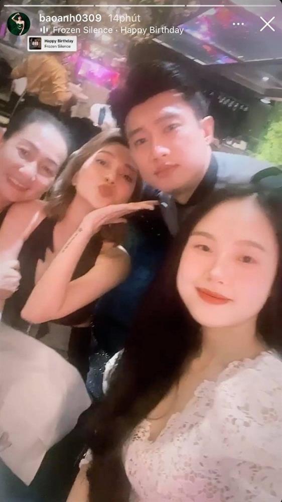 Vừa bị bắt gặp hẹn hò Minh Hằng, Quốc Trường lại đưa Bảo Anh ra mắt mẹ ruột?-2