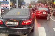 Vụ hai xe Mercedes trùng biển số: Bất ngờ về nguồn gốc dàn xe sang không giấy tờ