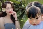 Hiếm lắm Đặng Thu Thảo mới khoe ảnh quý tử: Gần 1 tuổi đã trộm vía bảnh như soái ca nhí, lộ đặc điểm giống hệt chị gái-5