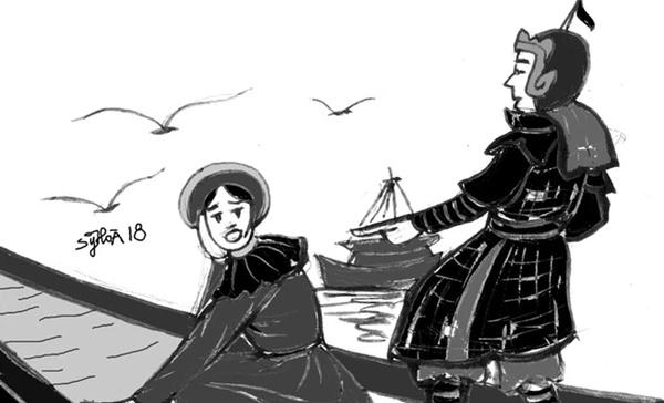 Công chúa Việt và mối tình bi thương bậc nhất: Vì mối hận đời trước, người chồng dùng dao xẻo má vợ rồi lên thuyền giặc chạy mất mở màn cho chuỗi bất hạnh đằng sau!-3