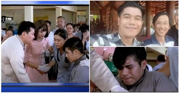 Rầm rộ nghi vấn nghệ sĩ Hồng Ánh bức xúc tố 1 nam diễn viên giả mù trong clip của ông Võ Hoàng Yên-3
