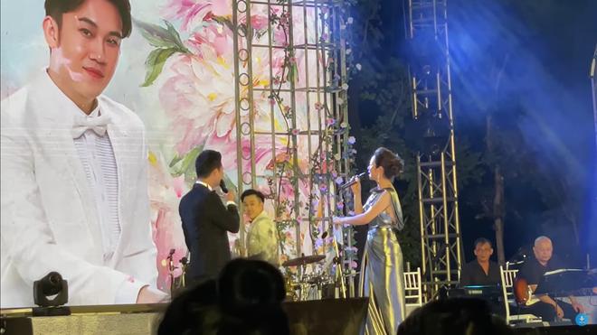 Quang Dũng ứng xử văn minh khi đứng cạnh vợ cũ Jennifer Phạm, nói câu bất ngờ-3