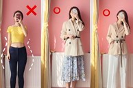 Chân vòng kiềng đừng mặc quần skinny mà hãy kết thân với kiểu quần và chân váy này