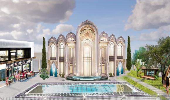 Vừa ra mắt bố mẹ vợ tương lai, Vũ Khắc Tiệp rủ rê Ngọc Trinh xây tiếp biệt thự triệu đô-4
