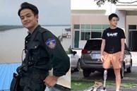 Chiến sĩ công an mất 1 chân vì ngăn 'quái xế': Phải từ bỏ ước mơ vào Đại học, nước mắt rơi ướt gối khi nghĩ đến ba mẹ ở quê