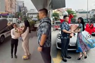 'Hot girl rửa bát' lên xe hoa, được gia đình chồng tặng xế hộp xịn Porsche Panamera trị giá hơn 5 tỷ