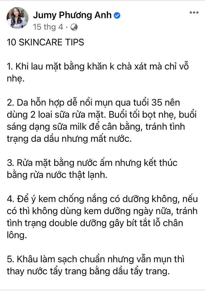 Xinh không kém chị gái, em út Nhã Phương còn chia sẻ 10 tips dưỡng da trắng mịn mà ai cũng tấm tắc khen chuẩn-3